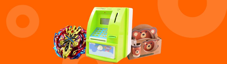 11 детских товаров с огромным спросом