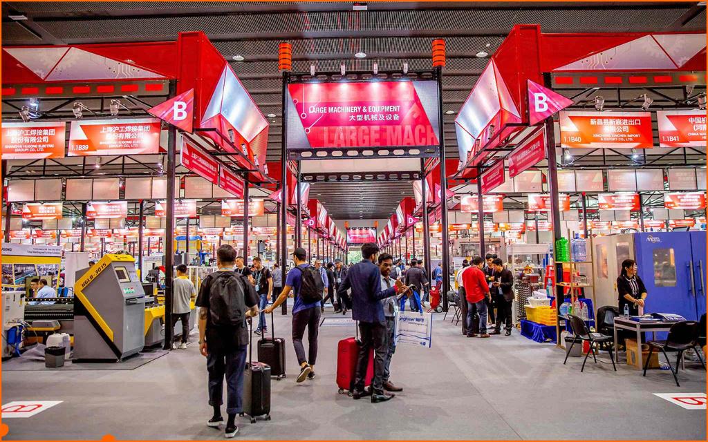 Оптовые ряды в Китае