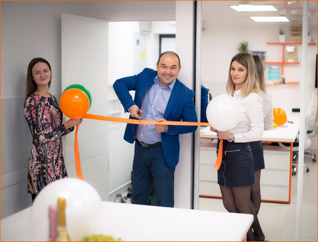 Открытие нового офиса в Магнитогорске